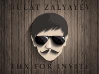 Tnx for invite