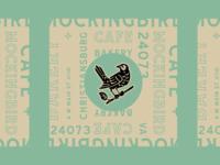 Type Pattern Play logo vector illustration illustration vector logo vectorart vector design vector pattern design pattern packaging design logodesign bird logo bird typography type pattern type