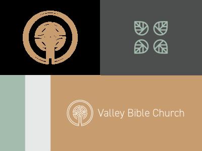 Valley Bible Church Branding