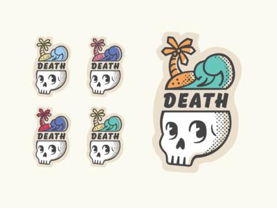 Death Beach Concept
