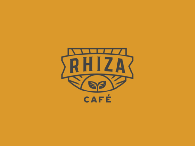 Rhiza Coffee Concept
