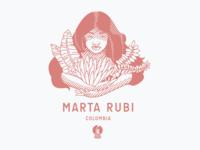 Borbon Marta Rubi