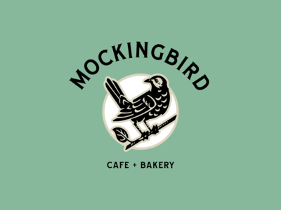 MockingBird Cafe Rebrand