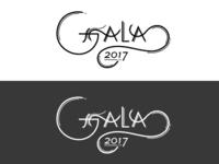 2017 Gala logo