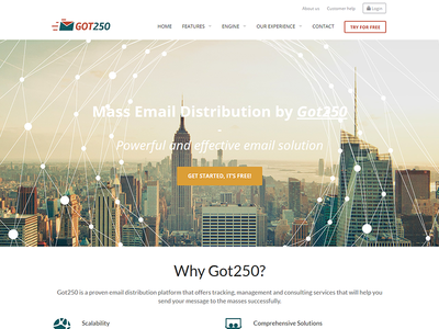 Got250 | Mass Email Distribution mass mail mass email email mail