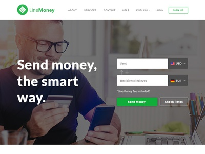 LineMoney money transaction transaction transactions money corporate