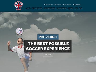 UK International Soccer Redesign soccer coach soccer camps soccer camp uk soccer sport soccer