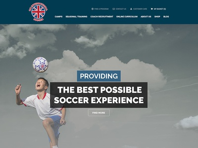 UK International Soccer Redesign soccer coach soccer camps soccer camp uk soccer sport soccer