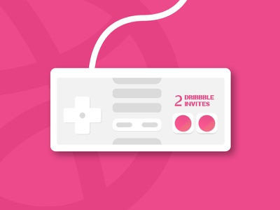 2x Dribbble Invites Giveaway welcome drafts draft giveaway invites invite