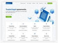 TermsFeed Homepage