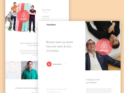 Founders - #1 - Airbnb