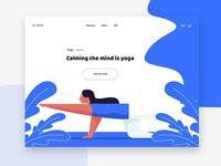 Yoga - web ui concept