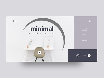 Minimal-workstation