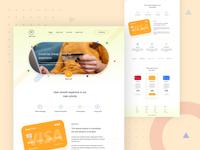 BC Landing Page Design