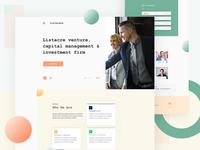 Listacare Web Design