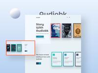 Audiobk Landing Page V5