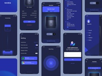 Smart Speaker APP Concept Design