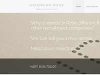 Kendrick Rose - Home