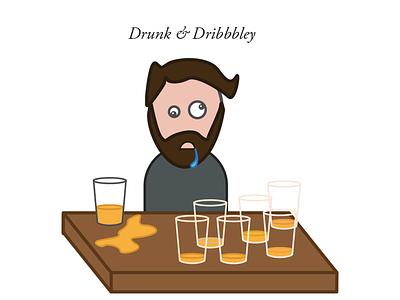 Drunk & Dribbbley