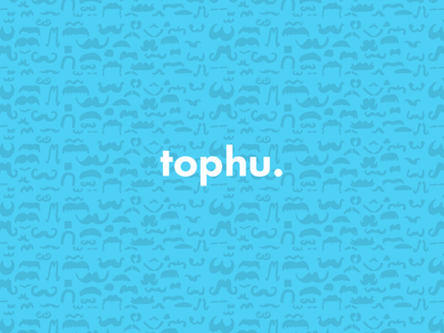 tophu: Which way. t-shirt design mousache illustration hand drawn