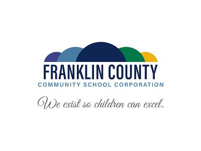 Franklin County Community School Corporation vector logo branding