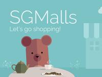SGMalls App Marketing banner