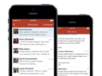 Quora Messages for iPhone