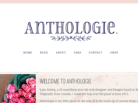 Upcoming Blog Redesign