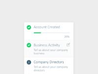 Cf business steps