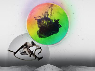 Ghost Warrior illustration editorial design
