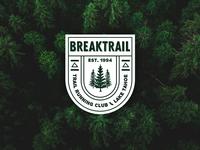 Trail Running Club Logo