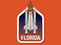 Florida badge