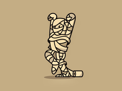 Halloween Monsters: Mummy