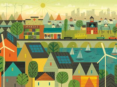 BBC spread energy wind solar boston