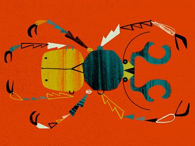 Beetle bug beetle