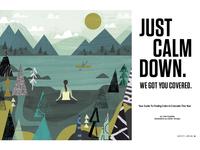"""Finding Calm"" for 5280 (Denver mag)"