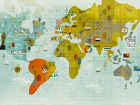 Global Agenda 2013dribbble