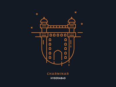 Charminar india iconart hyderabad charminar monument