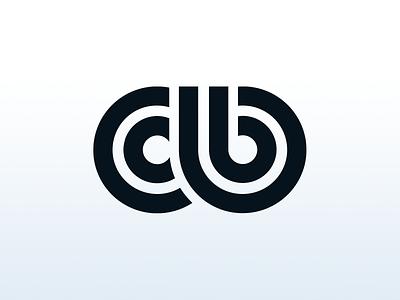 Personal Logo - CB branding personal logo type monogram cb