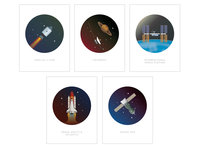 Space Series Finished
