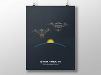 Trek Poster - ST6