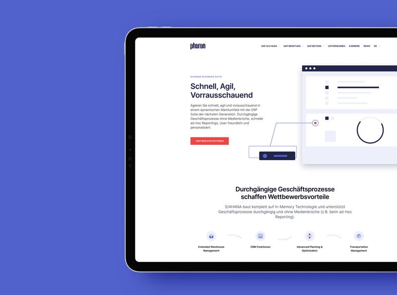 Fintech Website Redesign fintech design website clean webdesign ux uiux ui