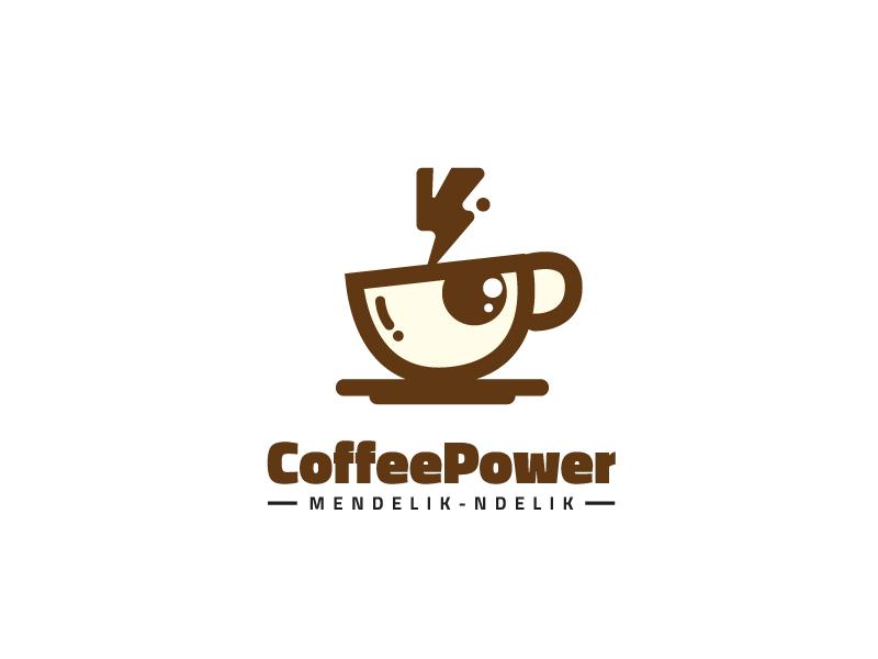 Coffee Power by YantoDesign on Dribbble
