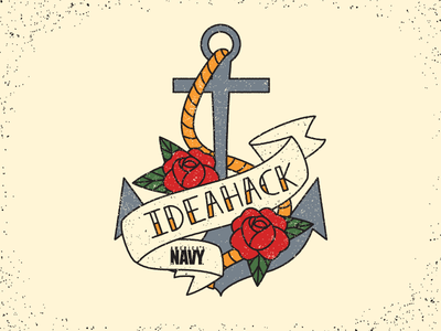 Ideahack Tattoo Illustration