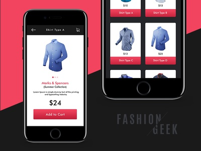 Fashion App UI (Link in the Description) buy download chupamobile android ios app ux ui fashion