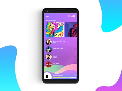 Music Player Home