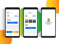 Mytrip Wallet Concept Design