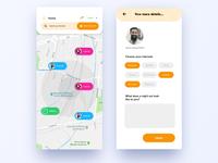 Meetup App UI