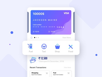 Finance Management App (2) uiux product design transactions finances fintech cash finance app finance app ux design ui