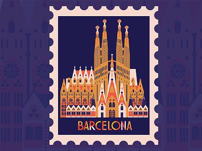 Sagrada Família sagrada familia destination travel architecture spain cathedral barcelona